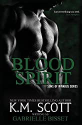 Blood Spirit (Sons of Navarus #3): Volume 3 by K.M. Scott (2015-05-01)