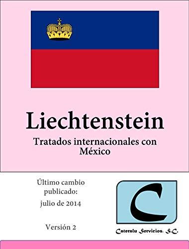 Liechtenstein - Tratados Internacionales con México
