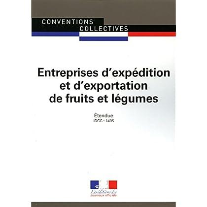 Expédition et exportation de fruits et légumes