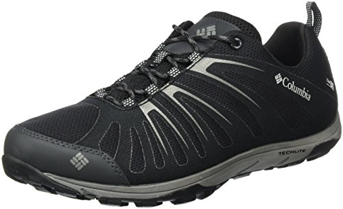 Columbia Conspiracy Razor II Outdry, Chaussures Multisport Outdoor Homme, Black Cool Grey