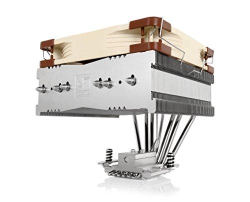 Noctua NH-C14S, Disipador de CPU de 140 mm y máximo caudal de aire (marrón) -