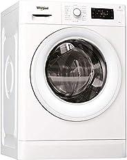 Whirlpool Front Load Washing Machine, 8Kg, FWG81283WGCC, 1 Year Warranty