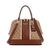 جيس حقيبة بتصميم الاحزمة للنساء , بني - SG773707