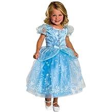 costume carnevale Principessa Cristallo Con Fibre