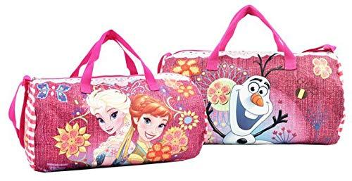 CORIEX d93005Frozen Glam Sister Sports Bag, Multicolour