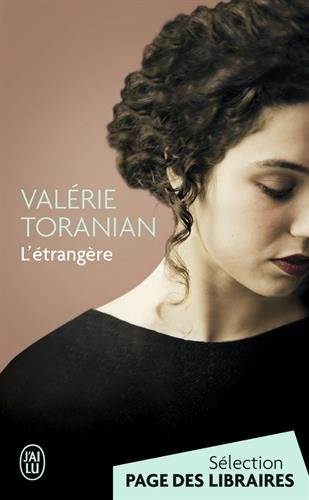 Book's Cover of Létrangère