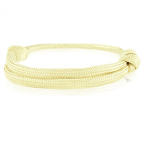 Skipper Surfer-Armband mit Segelknoten für Damen und Herren