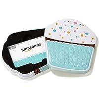 Amazon.de Geschenkgutschein in Geschenkdose (Muffin) - mit kostenloser Lieferung am nächsten Tag
