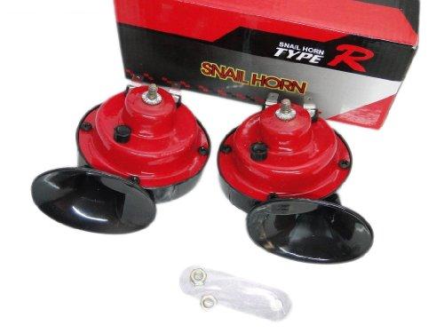 Handycop® 2Klang Fanfare - 12V - Hupe / Horn für Auto KFZ Universal - ZUGELASSEN E-ZEICHEN