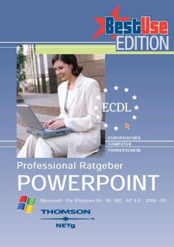 Preisvergleich Produktbild THOMSON NETg PowerPoint XP