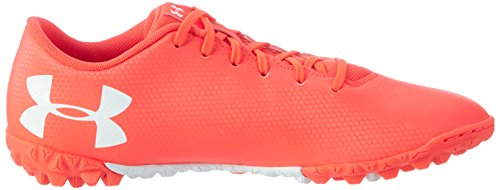 Under Armour Ua Force 3.0 Tf, Chaussures de Football Homme Violet (Neon Coral 900)