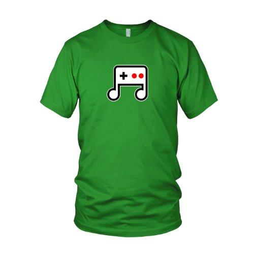 Game Melody - Herren T-Shirt Grün