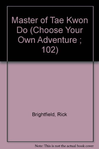 Master of Kung Fu (Choose Your Own Adventure) by Rick Brightfield (1995-01-01)