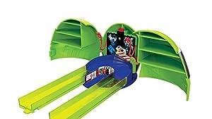 Splash Toys Micro Wheels PLAYSET ASST 30613 Rojo, Amarillo, Verde, Azul, Blanco, Rosa, Negro