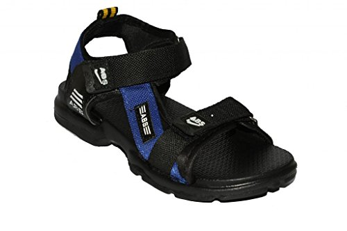 ABS Men Blue Synthetic Sandals & Floaters 8  available at amazon for Rs.319