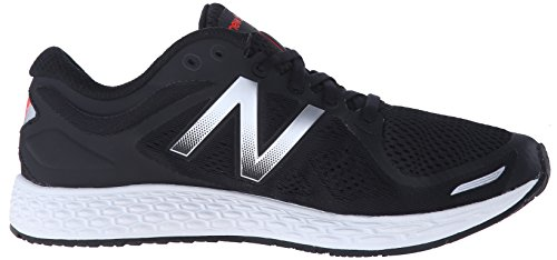 New Balance Homme, Baskets Sportives, M1980 Zante Fresh Foam Nbx Performance Noir (BS2 BLACK/SILVER 8)