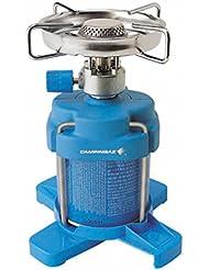 Campingaz Réchaud à gaz 1 Feu Bleuet 206 Plus avec stabilisateur - 1250W - sur Cartouche perçable