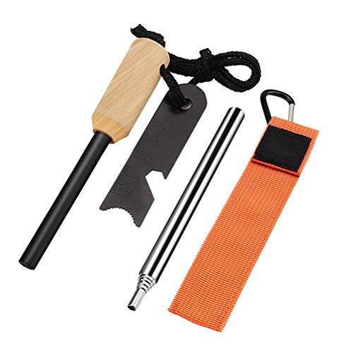 Faviye 1 Survival Kit Fire Starter Multifuncional