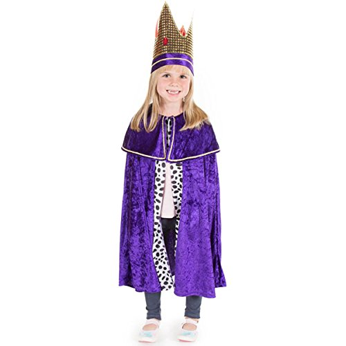 King or Wise Man Caspar - Kids Costume 3 - 7 ()