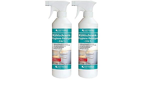 Kühlschrank Reiniger : Hotrega kühlschrank hygiene reiniger in ml sprühflasche