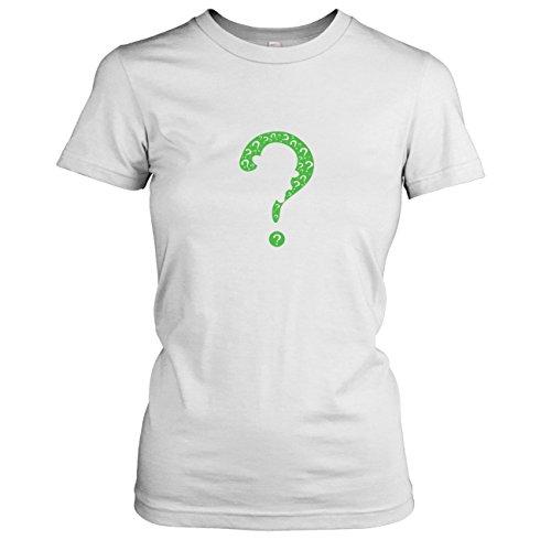 TEXLAB - Riddle - Damen T-Shirt, Größe XL, -