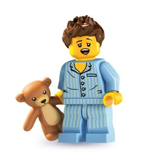 Lego Minifiguren Serie 6 - Schlafmütze (Lego 8 Serie Minifiguren)