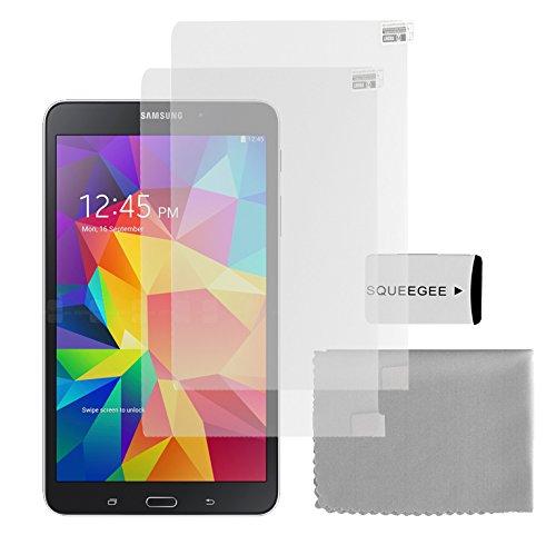 Cadorabo - 2 x Displayschutzfolie MATT für Samsung Galaxy Tab 4 (8.0 Zoll) Schutzfolie AntiReflex antireflektierend