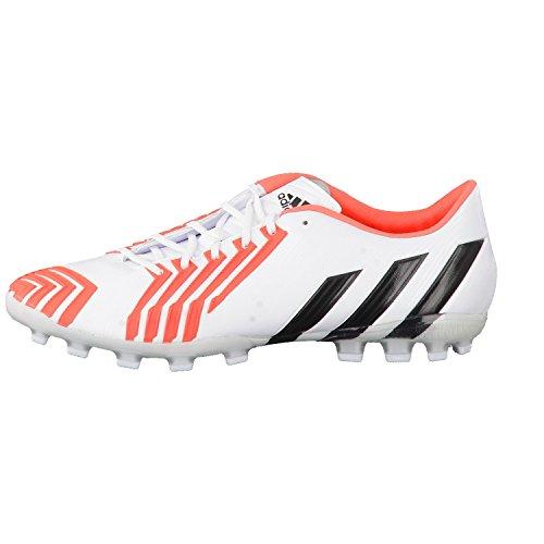 adidas Predator Instinct AG Herren Fußballschuhe ftwr white/core black/solar red