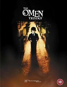 The Omen Trilogy Box Set [DVD]