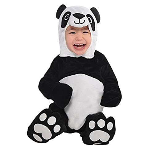 Dress Up Precious Panda Baby Costume, 6-12 Months