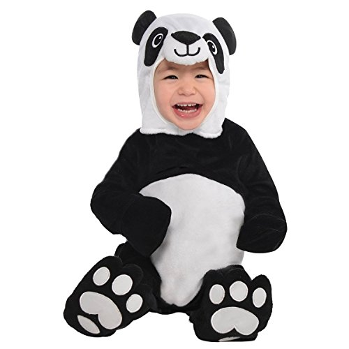 Panda Kostüm Kinder Gr. 74 (Babys Für Fancy Dress Kostüme Cute)