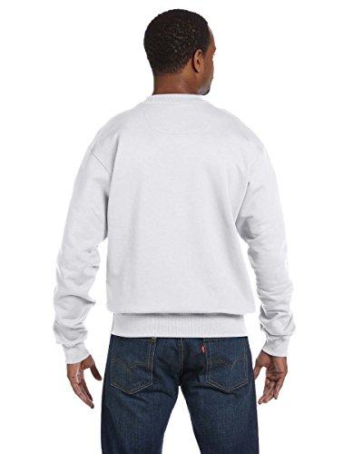 Champion Herren Asymmetrisch Sweatshirt Grau - Silbergrau