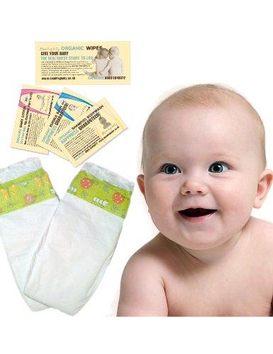 Preisvergleich Produktbild Beaming Baby windel-proben Maxi Plus (Größe 4) 2pk