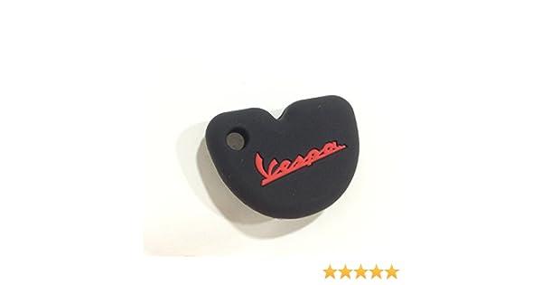 Hülle für Piaggio Vespa Motorradschlüssel Motorroller Schlüssel Cover