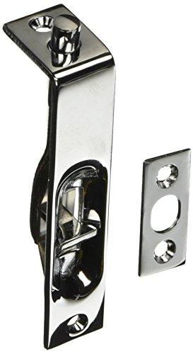 Deltana 4FBS26 HD Solid Brass 4-Inch Flush Bolt by Deltana Iv Hd Flush