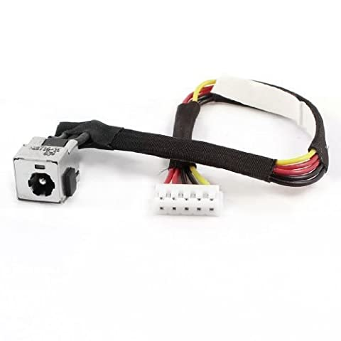 DC Power Jack Cable Wire Harness 65W PJ116 for HP Compaq Presario C700 C710 C720