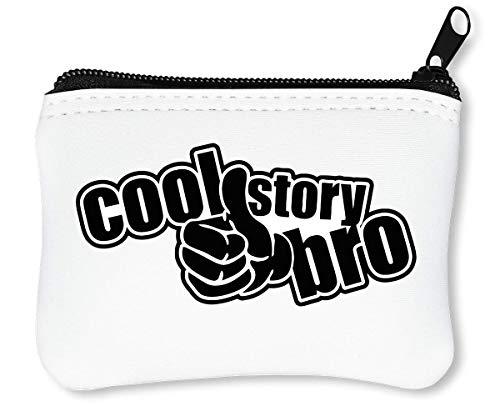4b7a05f79fc7f Automotive Cool Story Bro Reißverschluss-Geldbörse Brieftasche Geldbörse