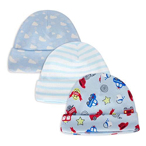 LACOFIA Sombrero Beanie algodón bebé niñas niños