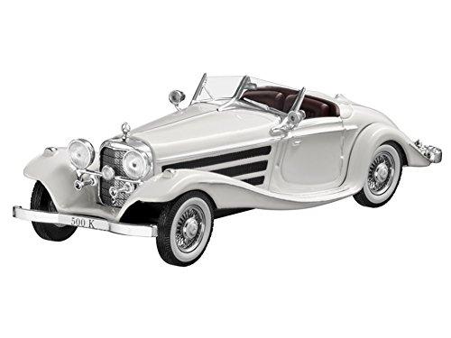 Mercedes-Benz 500 K Spezial-Roadster (1934-1936)
