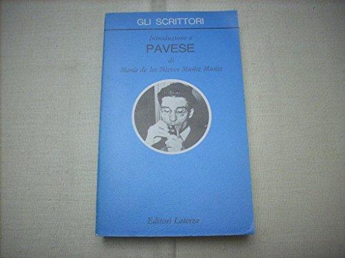 Introduzione a Pavese