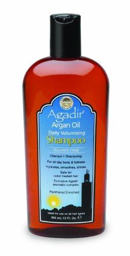 Agadir Argan Oil Shampooing volumateur à l'huile d'argan 355 ml