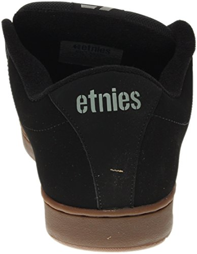 Etnies Herren Kingpin Skateboardschuhe Black Gum Grey