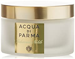 Idea Regalo - Acqua di Parma Gelsomino Nobile - Crema Corpo Radioso per Donna, 150gr