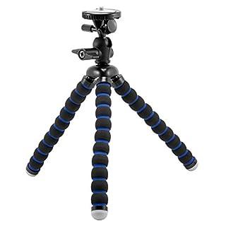 Arkon 11 inch Camera Tripod Mount for Canon Sony Nikon Samsung Cameras