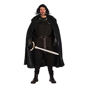 El Rey del Carnaval Disfraz de Guerrero de Las Nieves para Hombre 6