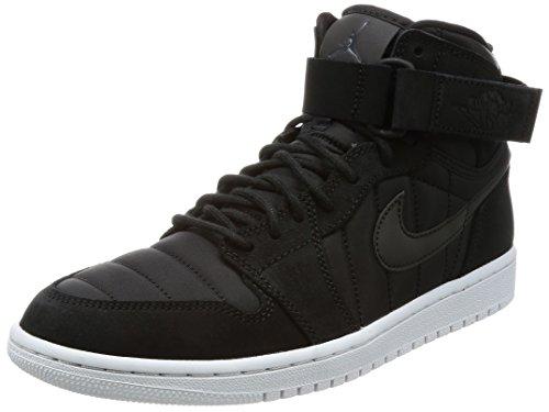sneakers for cheap ea02e 27254 Nike - SCARPE NIKE AIR JORDAN 1 HIGH STRAP NERE A I 2017 342132-