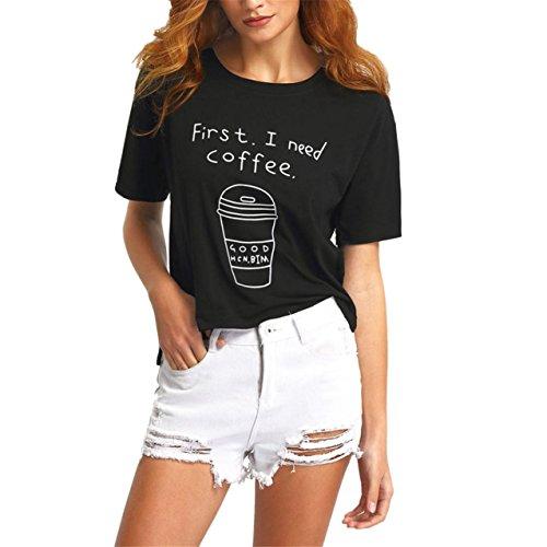 lhwy-donne-camicetta-lettera-stampa-manica-corta-t-shirt-xl-nero