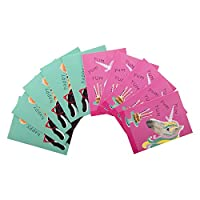 Pack of 10 Birthday Cards for Kids from Hallmark - 2 Fun Photographic Designs