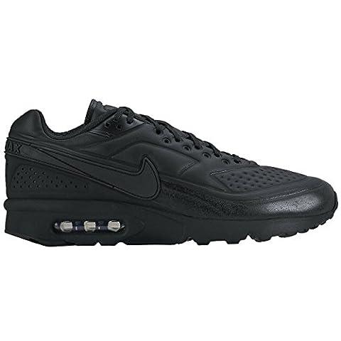 Nike 858966-001,Air Max BW Ultra SE Premium PRM Triple Black Pack Sneaker schwarz, Schuhgröße:EUR 41, Farbe:schwarz