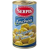 Serpis Aceituna Rellena de Anchoa Ligera - 150 g